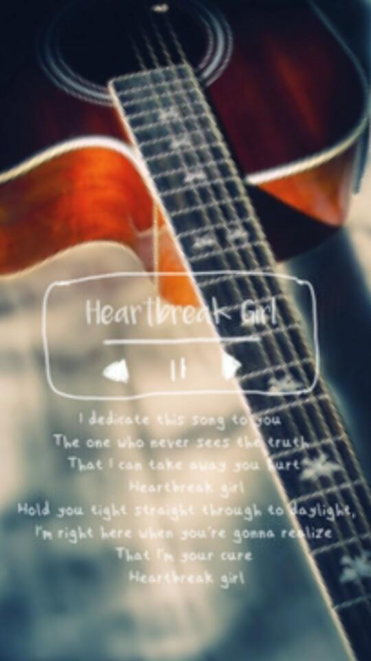 another heartbreak girl wallpaper �� heartbreakgi