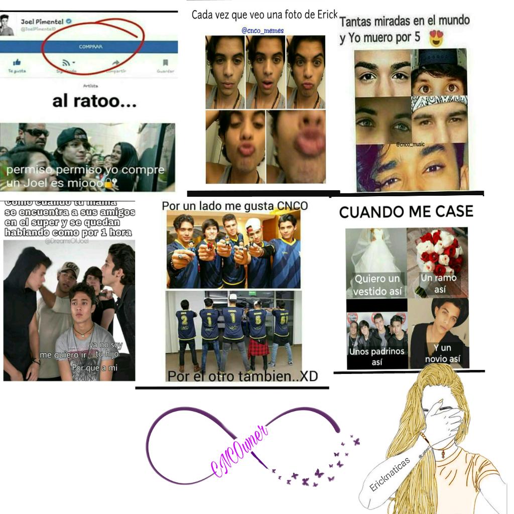 Chic S Aqu 237 Ten 233 Is Algunos Memes De Cnco Y Si Erick Es