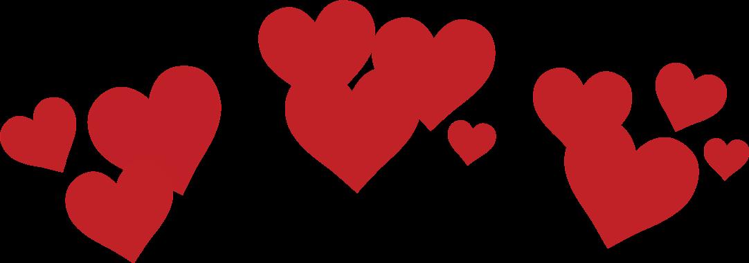 Love heart on snapchat yellow