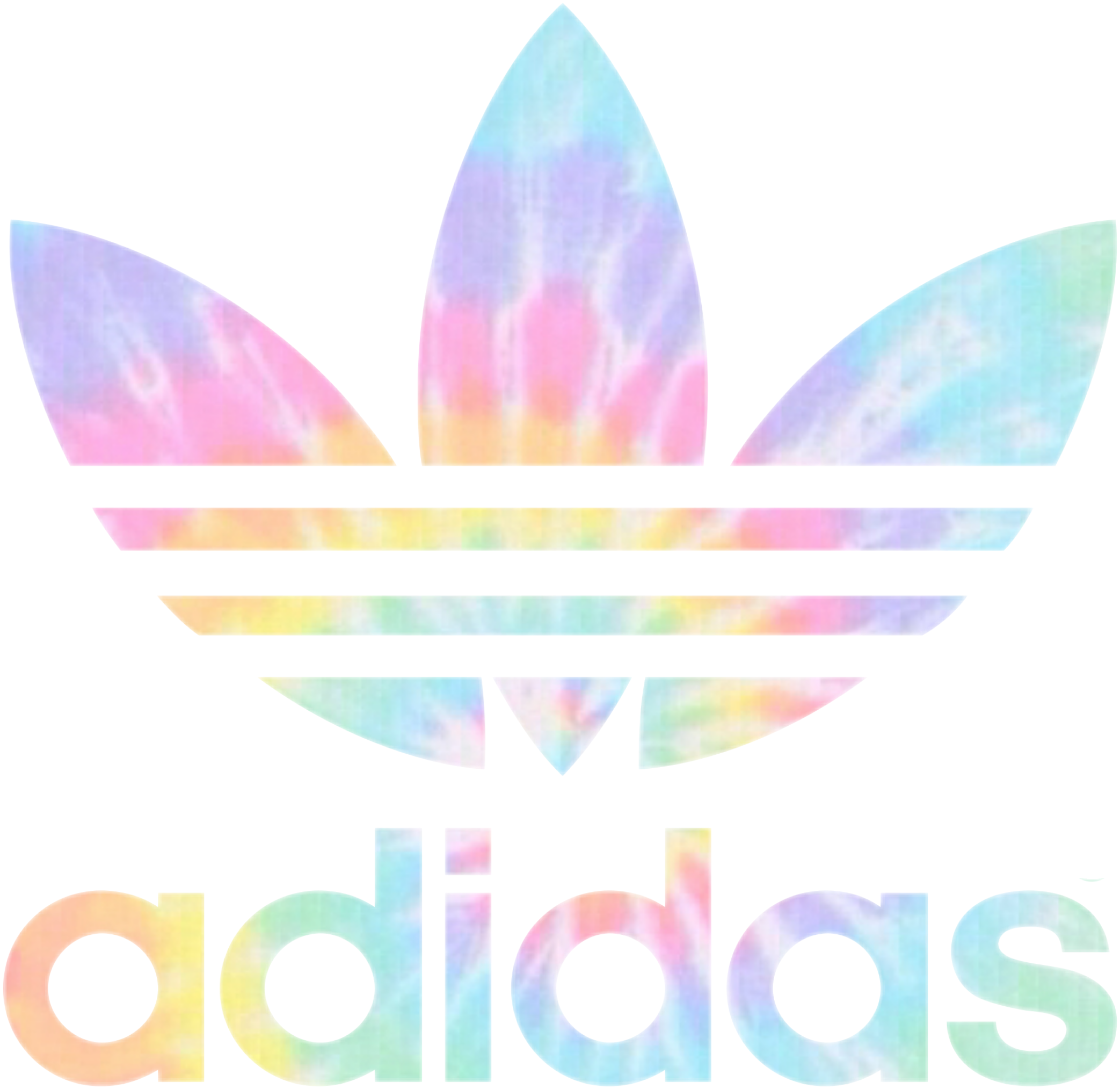adidas tumblr tiedye sticker rainbow remixit clip art emoticons clip art emotions black and white