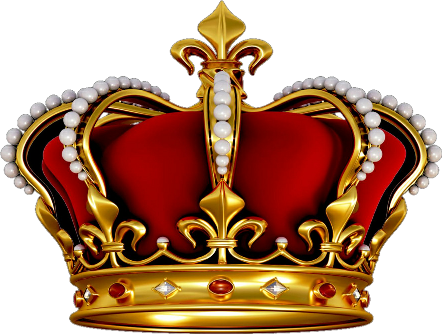 crown king queen kingcrown - Sticker by Steph
