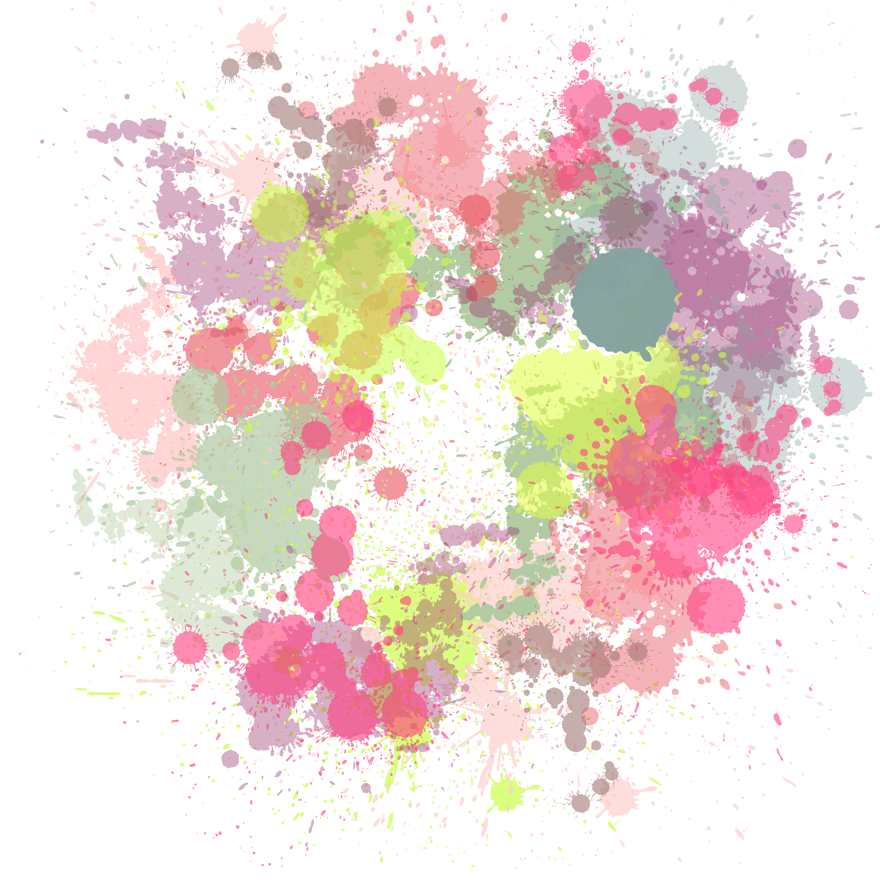 Pintura mancha colorful colors colores mystikers for Pinturas bruguer colores