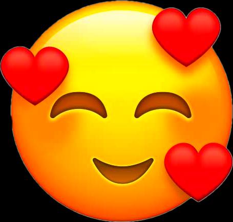 Love eyes emoji
