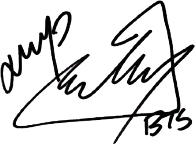 bts サイン ジミン