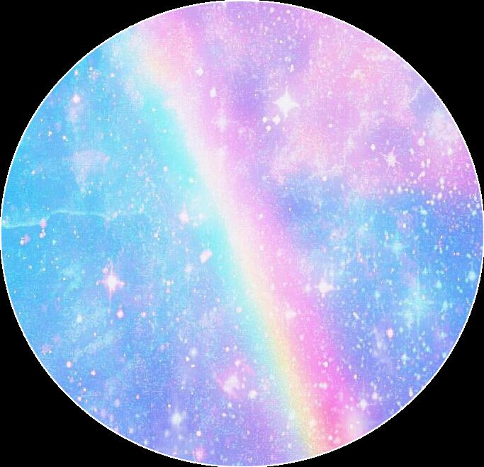 fundo wallpaper rainbow aesthetic tumblr stars...