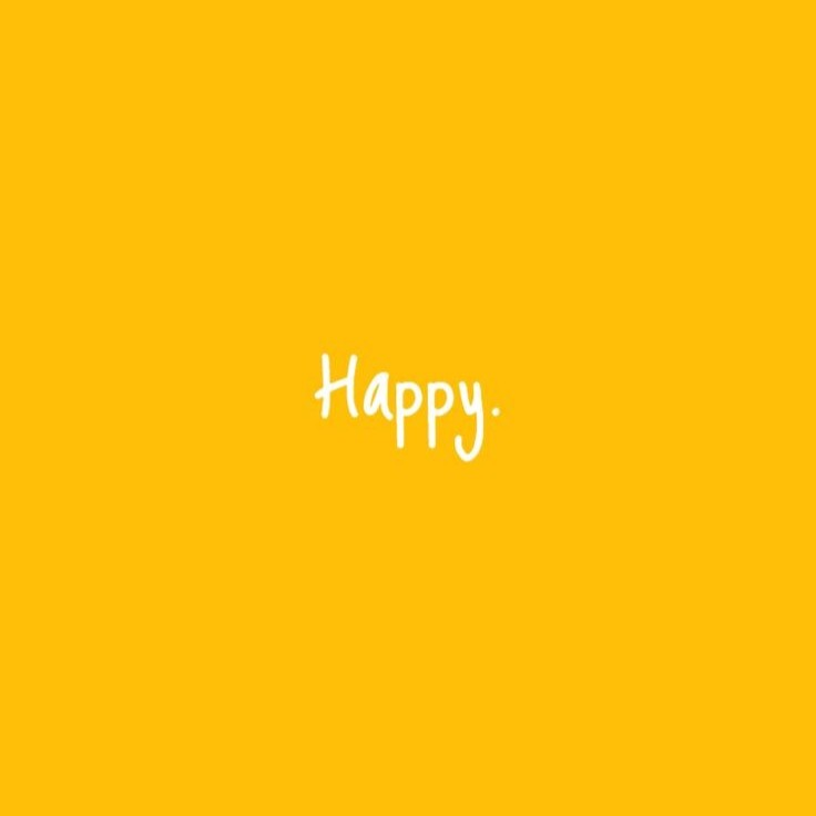 Happy Yellow Background Quotes Amp Sayings Quotes Sayings