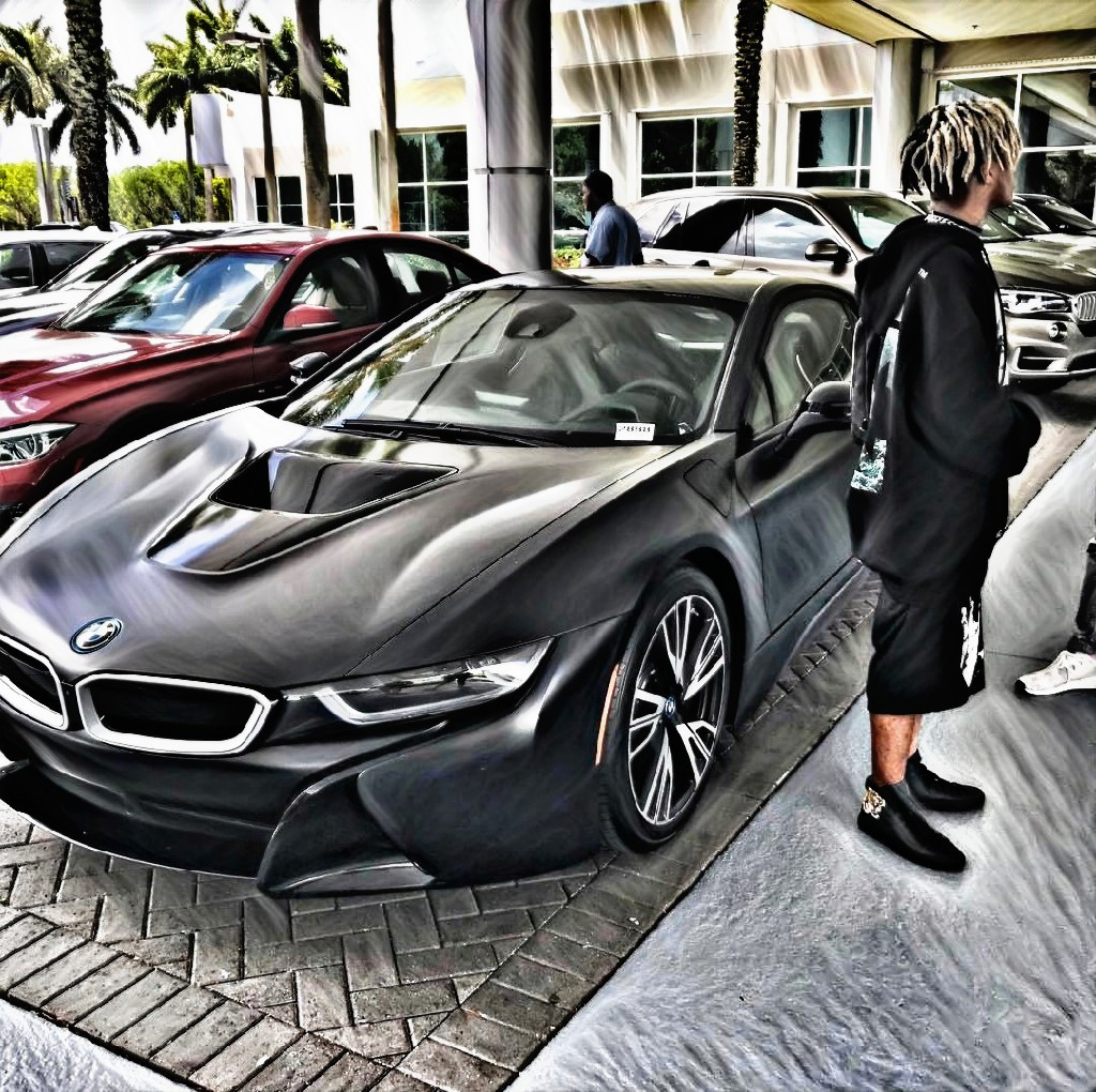 XXXtentacion Buying His First Car