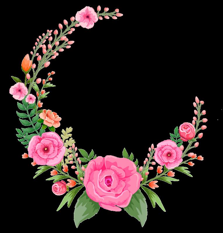 roses rose pinkroses pink flowers flower floral circle...