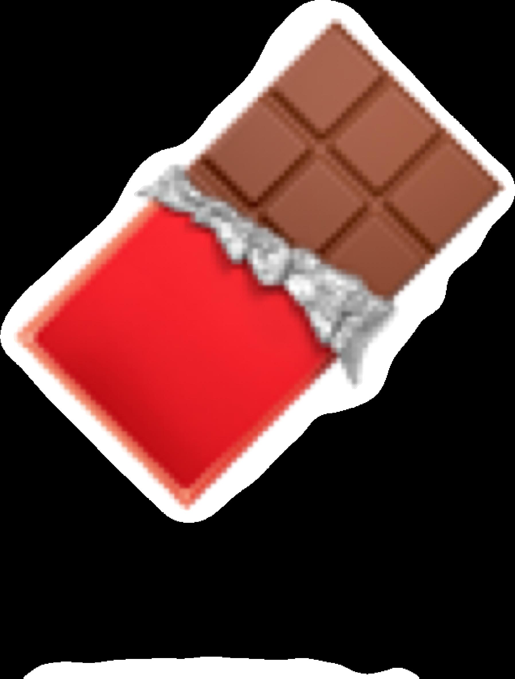 Emoji Schokolade