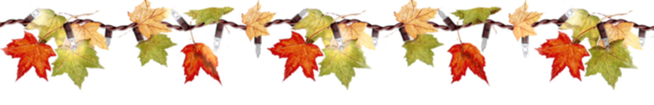 ftestickers border trim leaves autumn fallcolors...