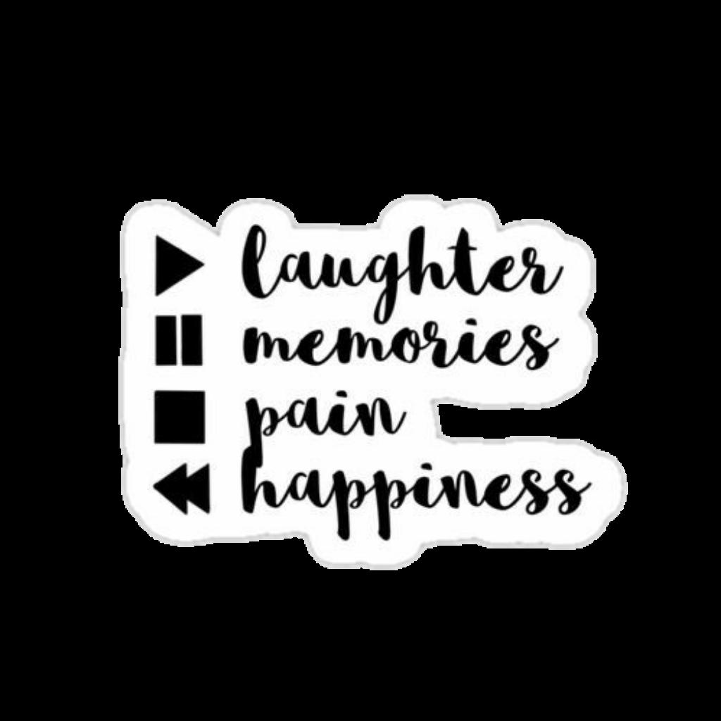 laughter memories pain happiness inspirationalgirl insp