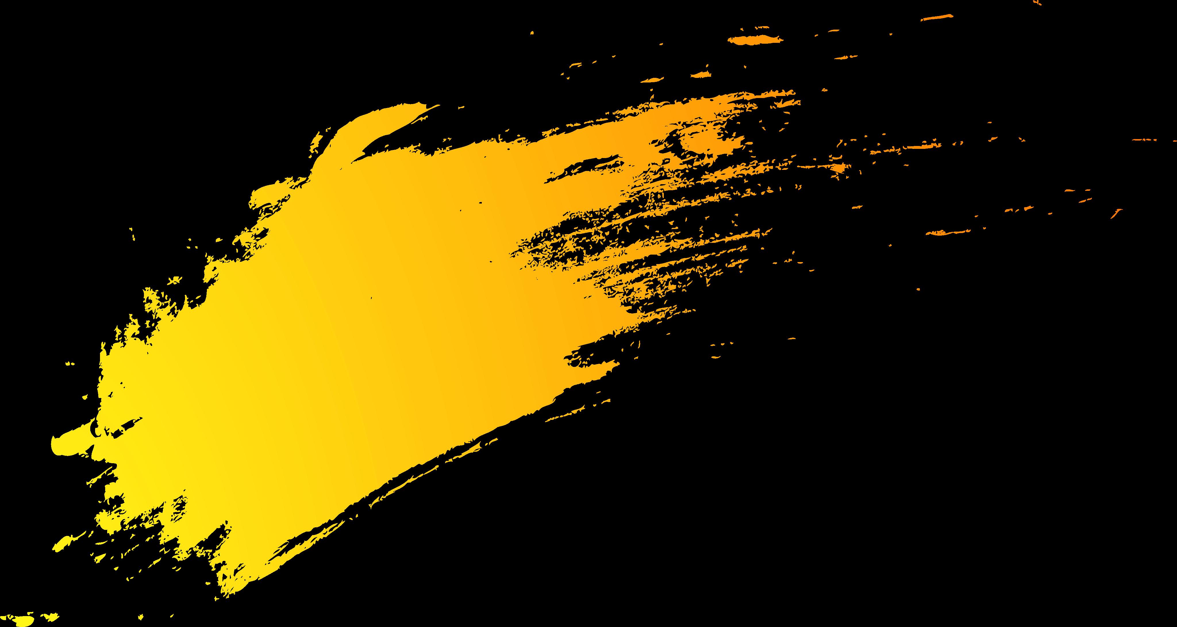 paint paintsplash paintstroke yellow gradient freetoedi...