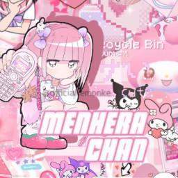 freetoedit menhera menherachan yamikawaii kawaii yami japanese cute sanrio edit kuromi mymelody pink aesthetic pinkaesthetic wallpaper lemonke soft