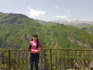 me nature mountain green tatev