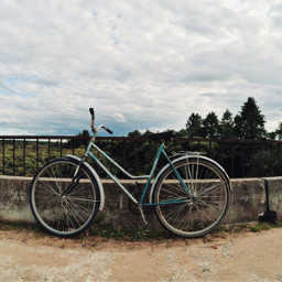 freetoedit pcclouds clouds bicycle