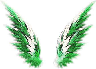 wings wing green winggreen cute