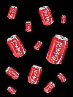 coke cocacola soda freetoedit