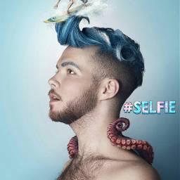 freetoedit selfiestickerremix