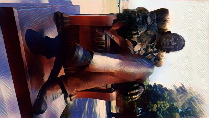 duke dukeuniversity jamesbduke statue photoart