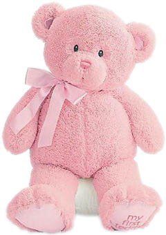pink cute girly beautiful toy