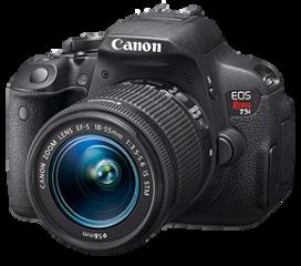 camera canon freetoedit