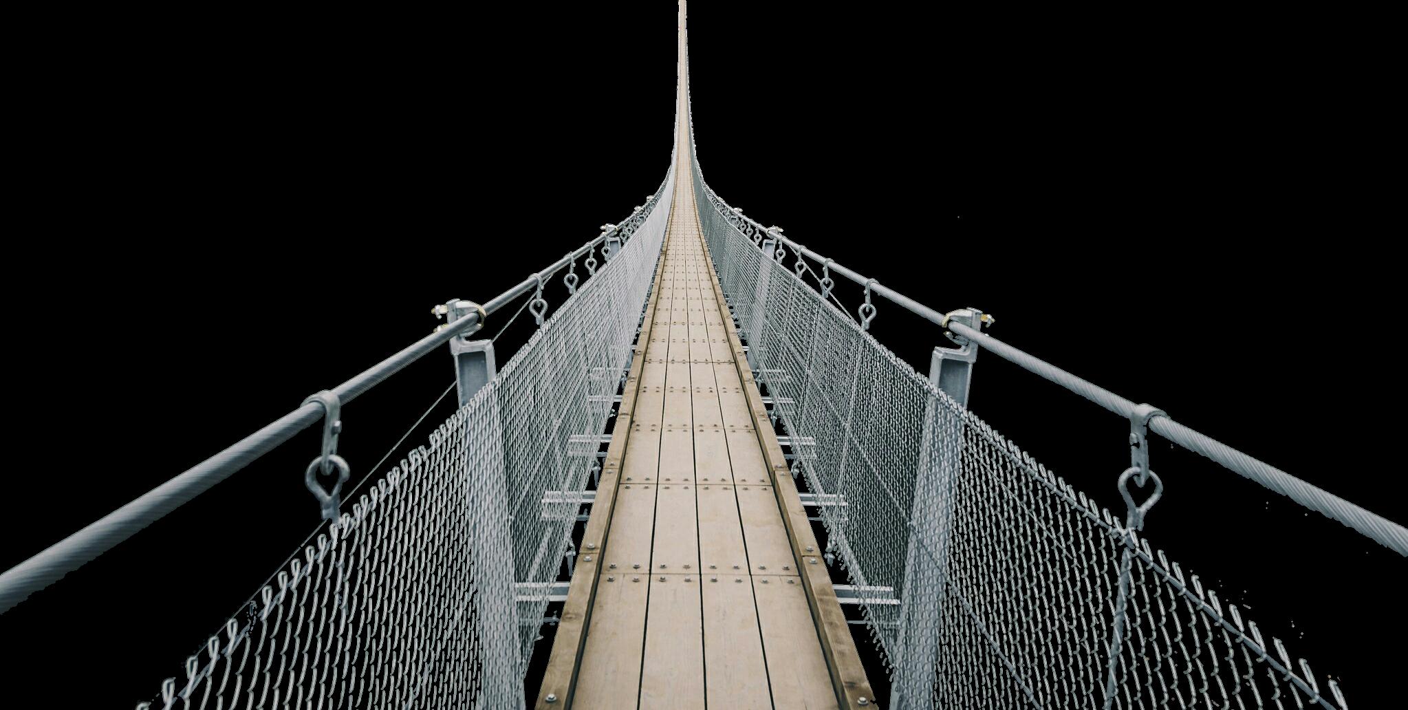 следует постер подвесной канатный мост хофф даже знаю