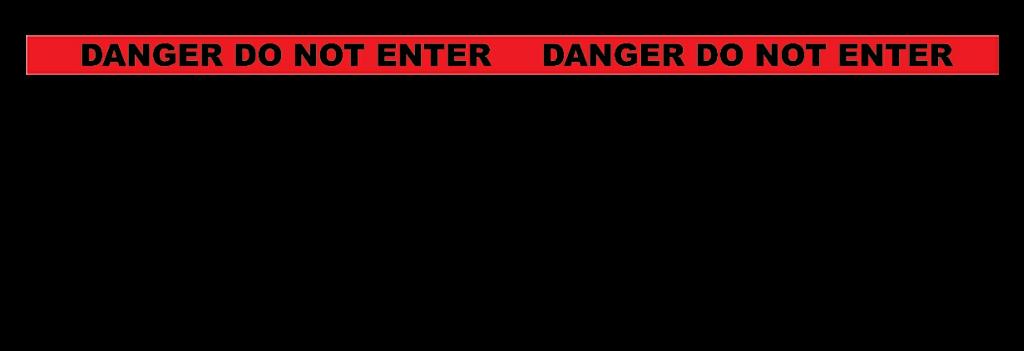 #tape #danger #freetoedit