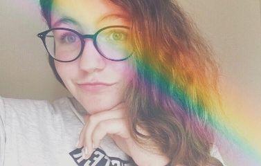 rainbowlightcontest picsart