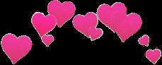 tumblr heart pink hearts freetoedit