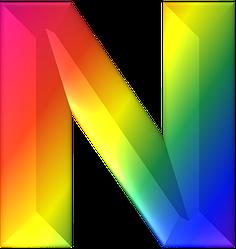 n alphabet freetoedit