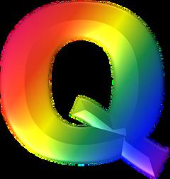 q alphabet freetoedit