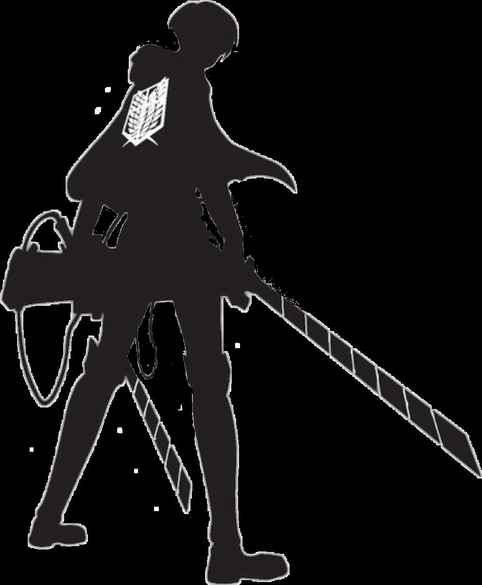 levi ackerman anime snk aot sticker by tina
