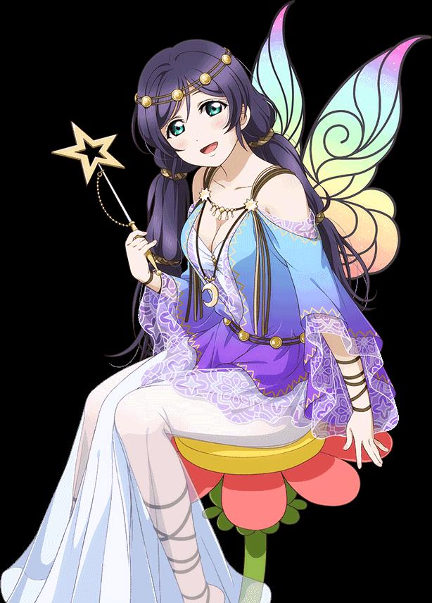 #lovelive #loveliveschoolidolfestival #anime #nozomi #nozomitojo #japan #interesting #freetouse #fairy #rainbow #magical#FreeToEdit