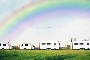 freetoedit rainbowlightcontest! rainbowlight photography trailers