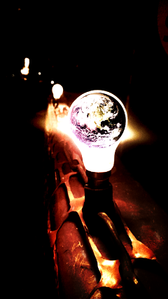 freetoedit lightbulb light earth