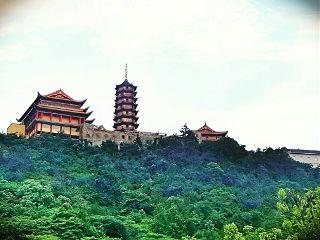 travel china hangzhou zhejiang temple