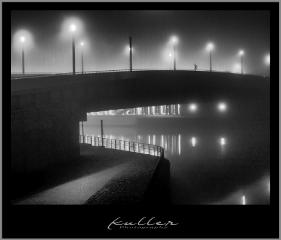 dpcbridges  older minimeetinghauptbahnhof bridge foggy night dpcbridges