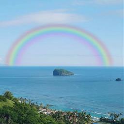 freetoedit rainbowlightcontest rainbowlight