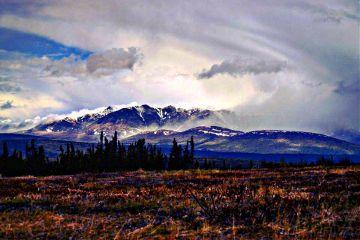 freetoedit mountains pretty alaska view