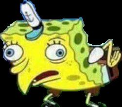 bobsponge bobesponja momos gracioso sdlg