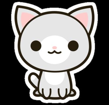 #kawaii #cat#FreeToEdit
