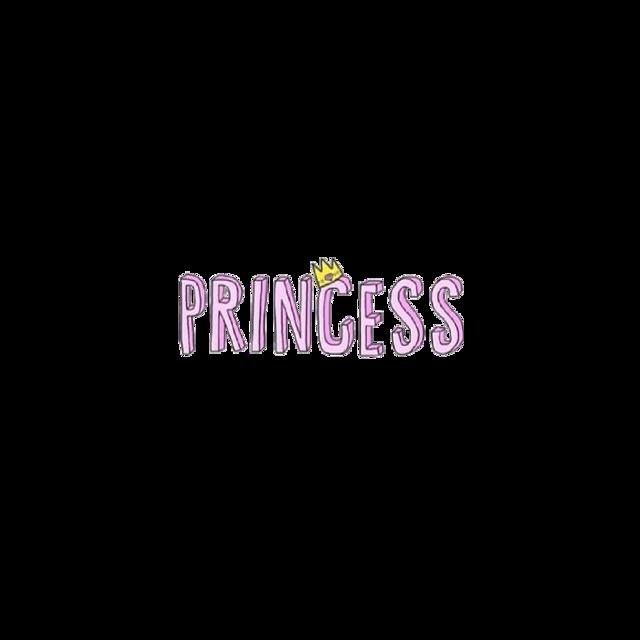 #pink #Word #Princess #freetoedit  #粉色 #文字 #英文 #公主