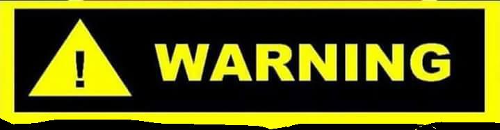 warning freetoedit