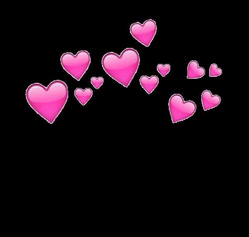 #сердечки #надголовой #стикерыввк #стикер #вк #freetoedit