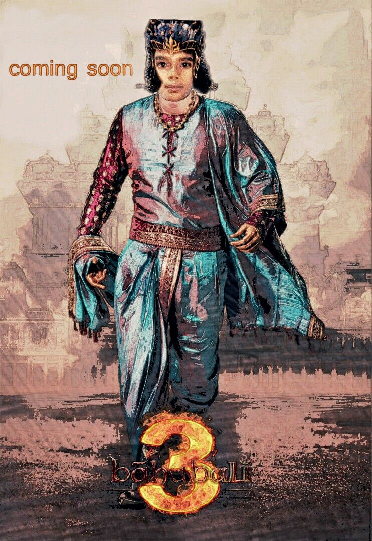 Bahubali 3 freetoedit - Image by masumchisti