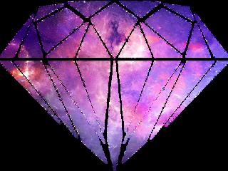 diamond diamante galaxy galaxia freetoedit