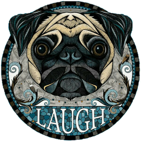 #animal #karma #zen #killaz #pug #dog