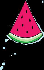 #melon #summer #love #eat #foot