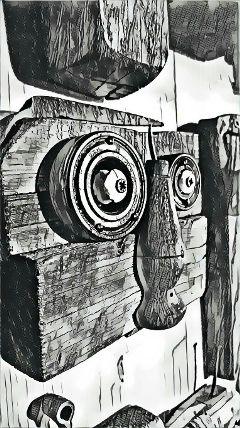 illusions face handmade magiceffect art freetoedit