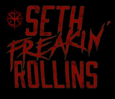 wwe seth rollins sticker by badnate2006